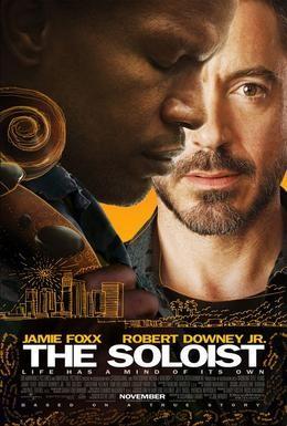 Постер фильма Солист (2009)