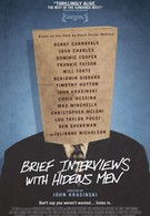 Короткие интервью с подонками (2009)