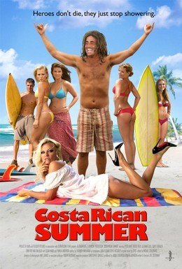 Постер фильма Лето в Коста-Рике (2010)