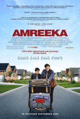 Постер фильма Амрика (2009)