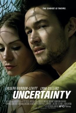 Постер фильма Принцип неопределенности (2008)
