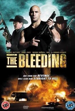 Постер фильма Истекающий кровью (2009)