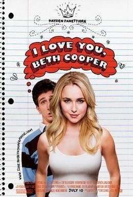 Постер фильма Ночь с Бет Купер (2009)
