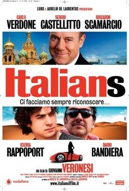 Постер фильма Итальянцы (2009)