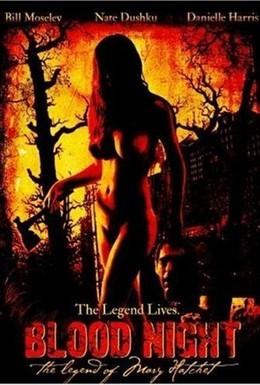 Постер фильма Кровавая ночь (2009)