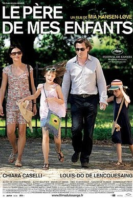 Постер фильма Отец моих детей (2009)