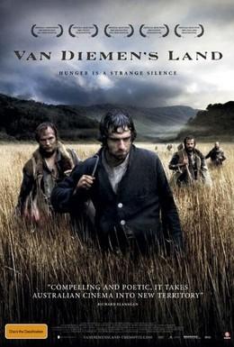 Постер фильма Земля Ван Дьемена (2009)