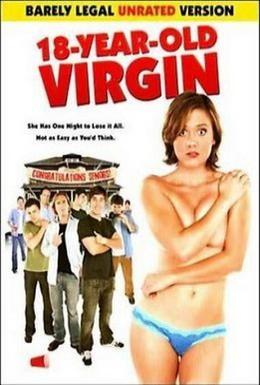 Постер фильма 18-летняя девственница (2009)