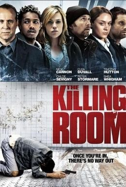 Постер фильма Комната смерти (2009)