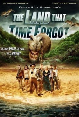 Постер фильма Земля динозавров: Путешествие во времени (2009)