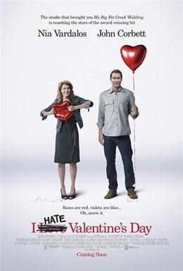Постер фильма Я ненавижу день Святого Валентина (2009)