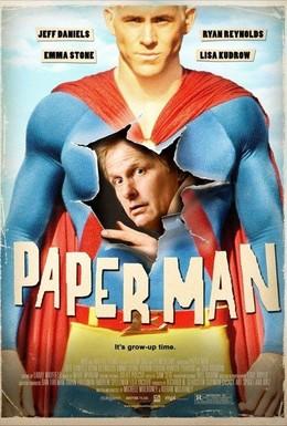 Постер фильма Бумажный человек (2009)