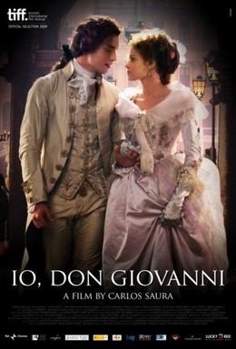 Постер фильма Я, Дон Жуан (2009)