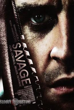 Постер фильма Дикарь (2009)