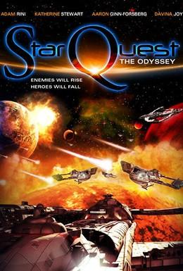 Постер фильма Звездный путь: Одиссея (2009)