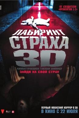 Постер фильма Лабиринт страха (2009)