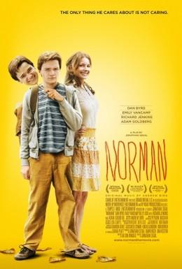 Постер фильма Норман (2010)