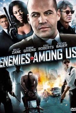 Постер фильма Враги среди нас (2010)
