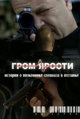 Постер фильма Гром ярости (2010)