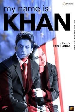Постер фильма Меня зовут Кхан (2010)