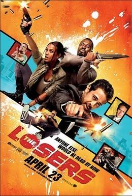 Постер фильма Лузеры (2010)