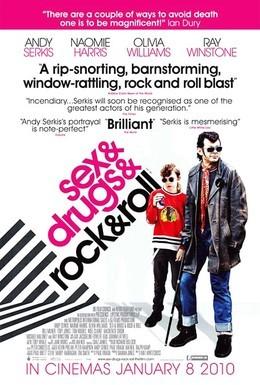 Постер фильма Секс, наркотики и рок-н-ролл (2010)