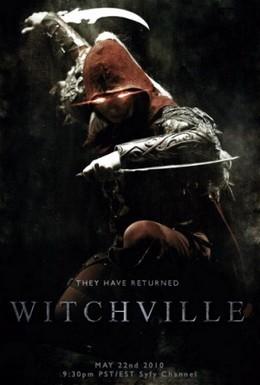 Постер фильма Уитчвилль: Город ведьм (2010)
