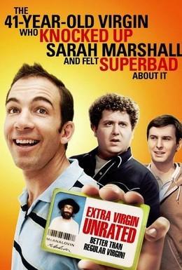 Постер фильма 41-летний девственник, который... (2010)
