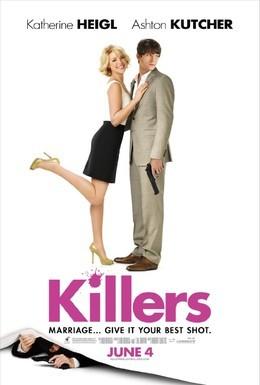 Постер фильма Киллеры (2010)