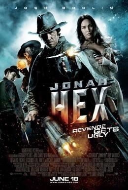 Постер фильма Джона Хекс (2010)