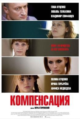 Постер фильма Компенсация (2010)