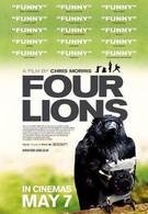 Четыре льва (2010)