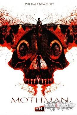 Постер фильма Человек-мотылек (2010)