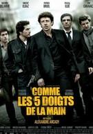 Как пять пальцев (2010)