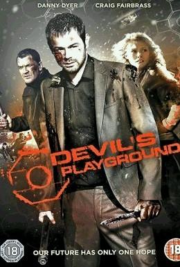 Постер фильма Дьявольские игры (2010)