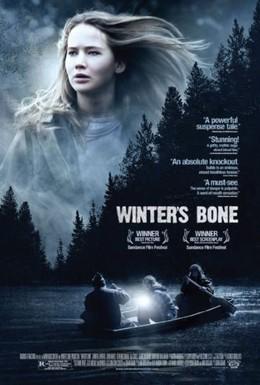 Постер фильма Зимняя кость (2010)