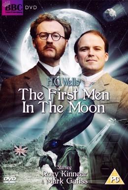 Постер фильма Первые люди на Луне (2010)