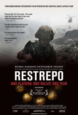 Постер фильма Рестрепо (2010)