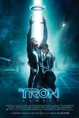 Постер фильма Трон: Наследие (2010)
