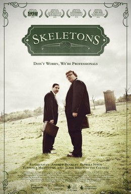 Постер фильма Скелеты (2010)