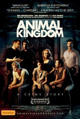 Постер фильма По волчьим законам (2010)
