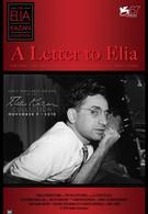 Письмо к Элиа (2010)