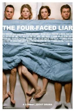 Постер фильма Четырехликий лжец (2010)