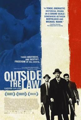 Постер фильма Вне закона (2010)