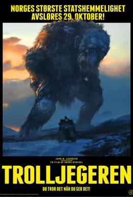 Постер фильма Охотники на троллей (2010)