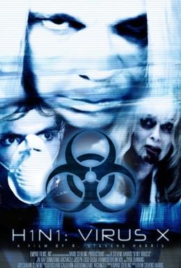 Постер фильма Вирус Х (2010)