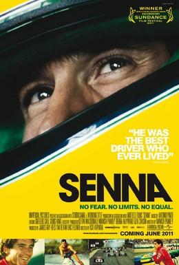 Постер фильма Сенна (2010)