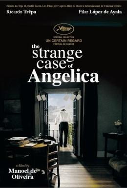 Постер фильма Странный случай Анжелики (2010)