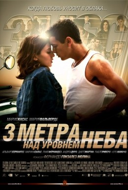 Постер фильма Три метра над уровнем неба (2010)