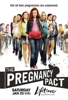 Постер фильма Договор на беременность (2010)
